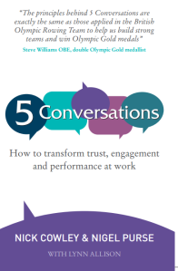5 Conversations - Book Cover